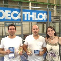 1º Torneo de Padel Decathlon, Fiestas Karmenak 2012
