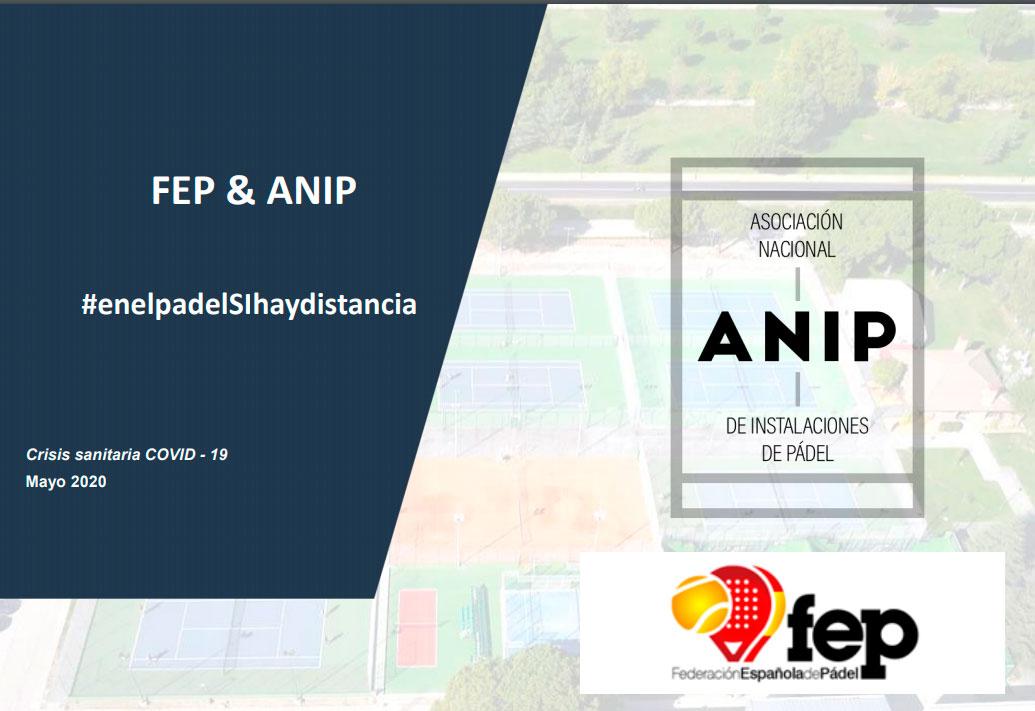 Protocolo FEP y ANIP