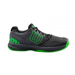 Wilson Kaos Comp 2.0 Negro y verde Padel Indoor Center