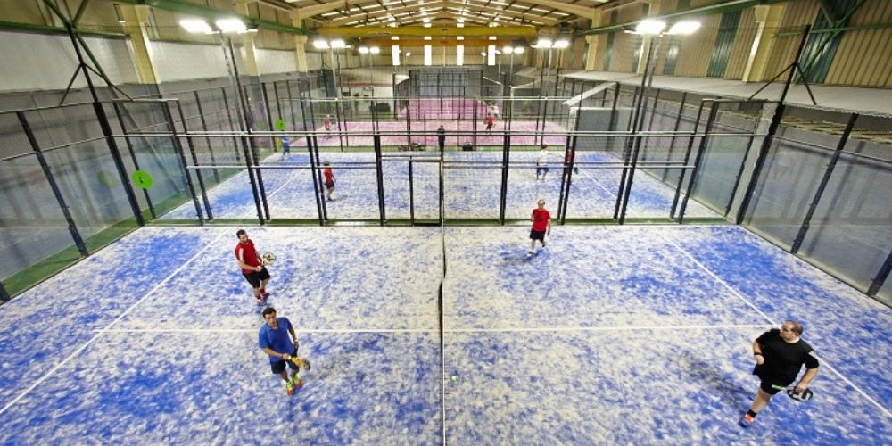 padel Indoor center Barakaldo