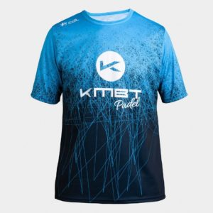 Camiseta Entreno Kombat Azul